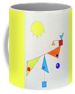 Something New Under The Sun Coffee Mug