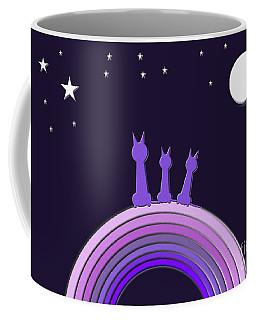 Somewhere Over The Rainbow Coffee Mug