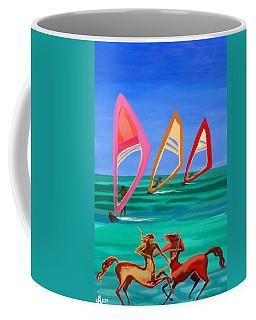 Sons Of The Sun Coffee Mug