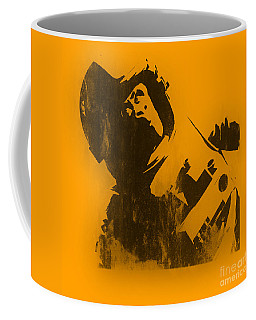 Space Ape Coffee Mug