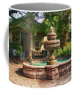 Spanish Fountain Coffee Mug