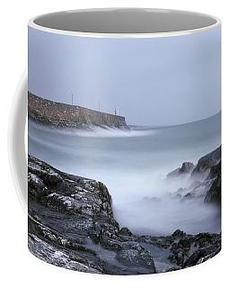 Spiddal Pier Coffee Mug
