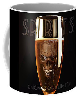Spirits - Know Your Limits Coffee Mug