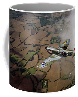Spitfire Xvi Td240 Sz-g Coffee Mug