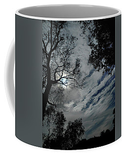 Coffee Mug featuring the photograph Spooky Night by Mark Blauhoefer