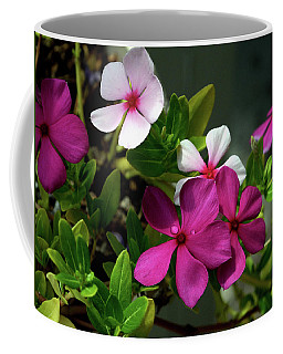 Summer Blossoms Coffee Mug