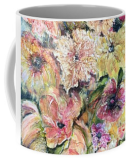 Spring Fireworks Coffee Mug