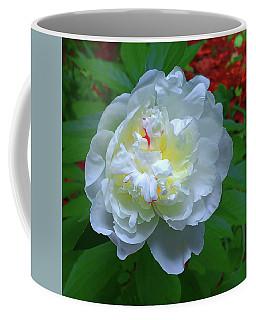 Spring Peony Coffee Mug