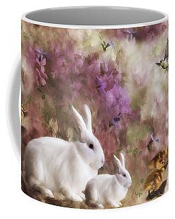 Spring Renewel Coffee Mug by Elaine Manley