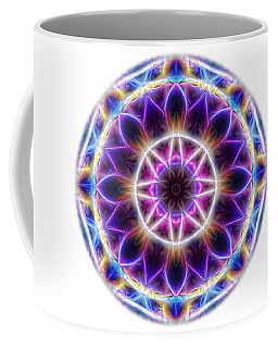 Spring Energy Mandala 2 Coffee Mug