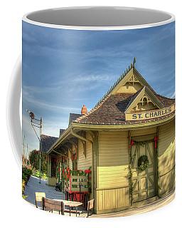 St. Charles Depot Coffee Mug