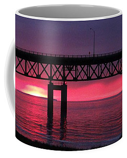 St. Helena Sunset Coffee Mug
