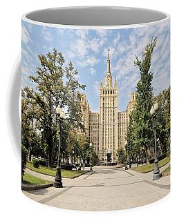 Kudrinskaya Square Coffee Mug