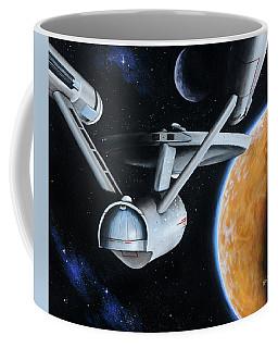 Standard Orbit Coffee Mug