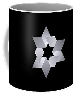 Star From Cubes Coffee Mug