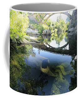 Coffee Mug featuring the photograph Stargate  by Sean Sarsfield