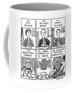 State Of The Union Responses Coffee Mug