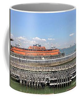 Staten Island Ferry Coffee Mug