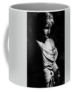 Coffee Mug featuring the photograph Statue by Jay Stockhaus