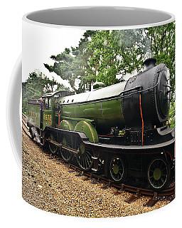 Steam Locomotive In England Coffee Mug