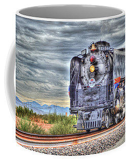 Steam Train No 844 Coffee Mug