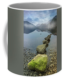 Stepping Stones Coffee Mug by Ian Mitchell