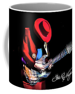 Stevie Ray Vaughan - Texas Flood Coffee Mug