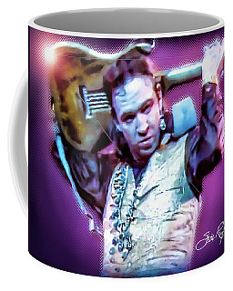 Stevie Ray Vaughan - Love Struck Baby Coffee Mug