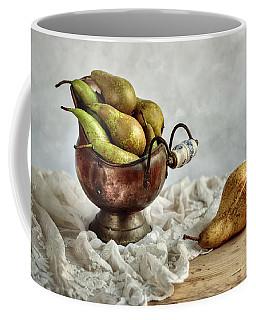 Still-life With Pears Coffee Mug