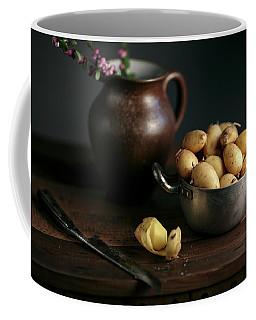 Still Life With Potatoes Coffee Mug