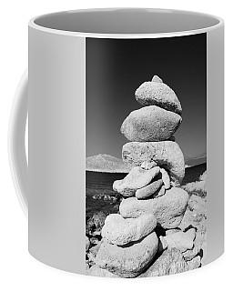 Stone Tower On Halki Island Coffee Mug