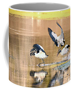 Stork Rugby Coffee Mug