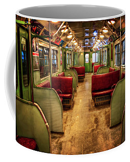 Street Car Coffee Mug