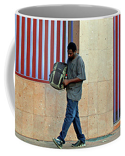 Coffee Mug featuring the photograph Stripes by Joe Jake Pratt