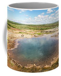 Strokkur Geyser In Iceland Coffee Mug