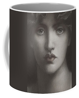 Study Of Jane Morris Coffee Mug