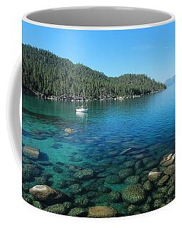 Coffee Mug featuring the photograph Summer Anchor by Sean Sarsfield