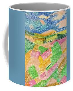Summer Fields  Coffee Mug