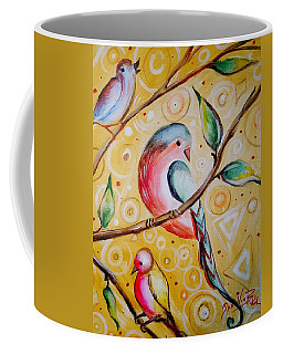 Sunshine Birds Coffee Mug