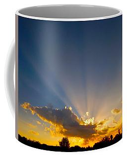 Sunburst Coffee Mug by Mark Blauhoefer