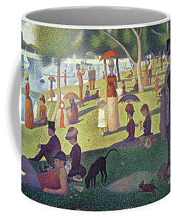 Sunday Afternoon On The Island Of La Grande Jatte Coffee Mug