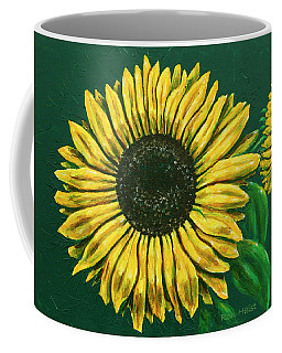 Sunflower Coffee Mug by Ron Haist