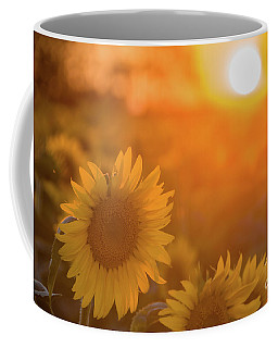 Sunflower Sunset Coffee Mug