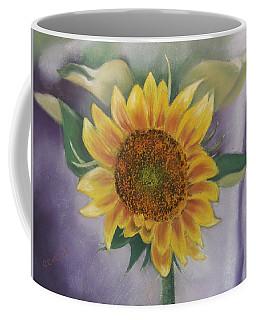 Sunflowers For Nancy Coffee Mug