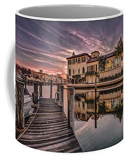 Sunrise At Naples, Florida Coffee Mug
