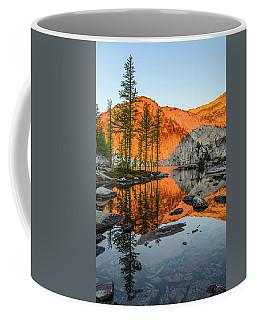 Sunrise In The Enchantments Coffee Mug