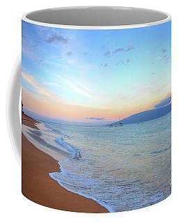 Sunrise On Kaanapali Coffee Mug