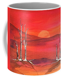 Sunrise Coffee Mug by Pat Purdy