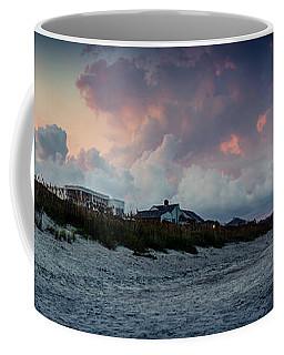 Sunset Emerald Isle Crystal Coast Coffee Mug