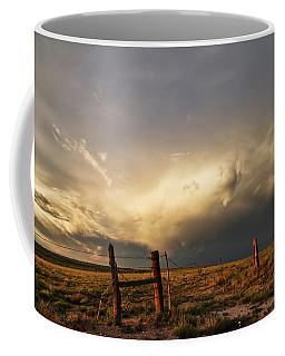 Sunset Near Santa Rosa New Mexico Coffee Mug